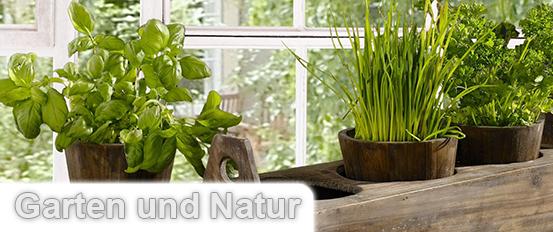 Garten und Natur