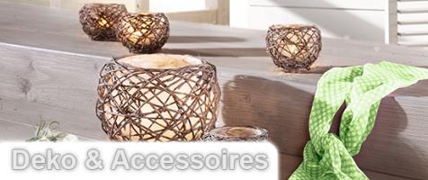 Deko und Accessoires