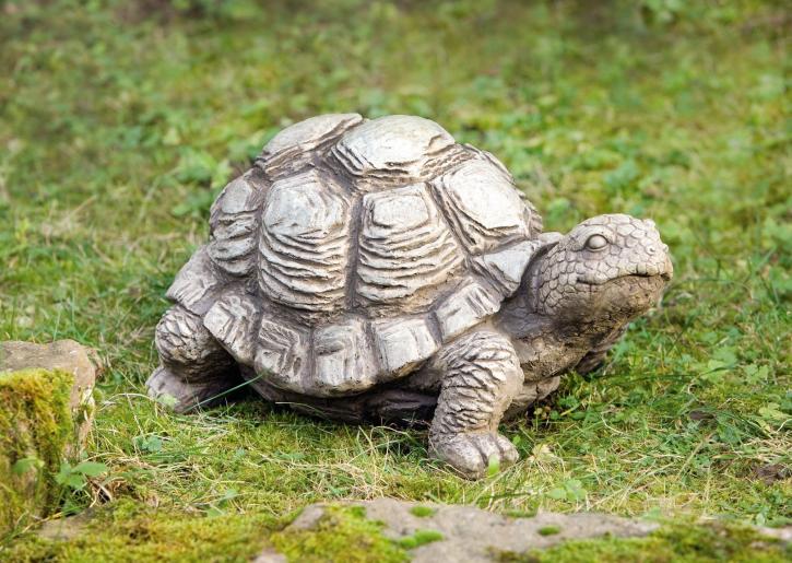 Deko-Schildkröte 'Agathe', groß