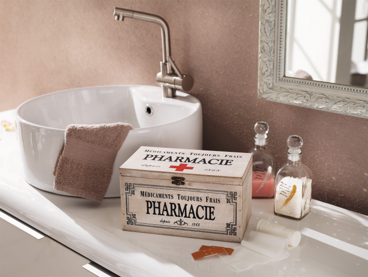 Deko-Box 'Pharmacie'