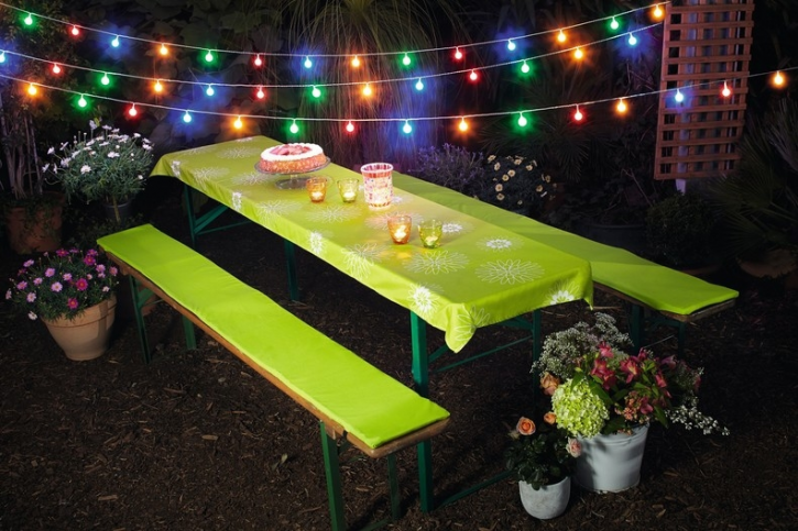 LED-Lichterkette 'Partytime'