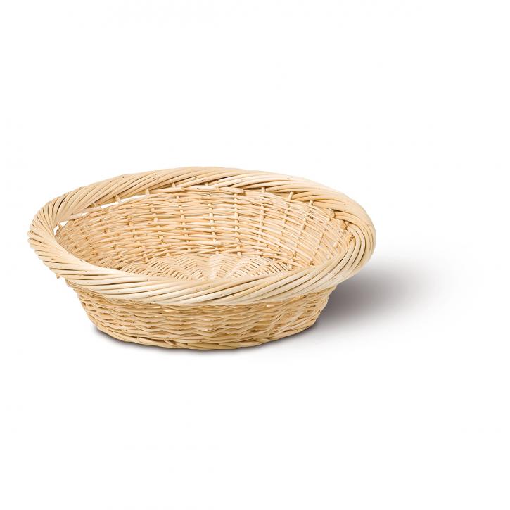 Schalenkorb rund, natur