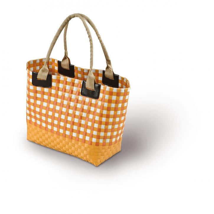 Tasche rechteckig, orange